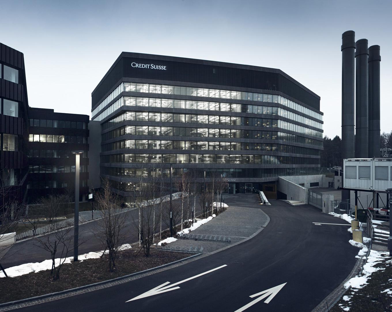 Credit Suisse Zumtobel