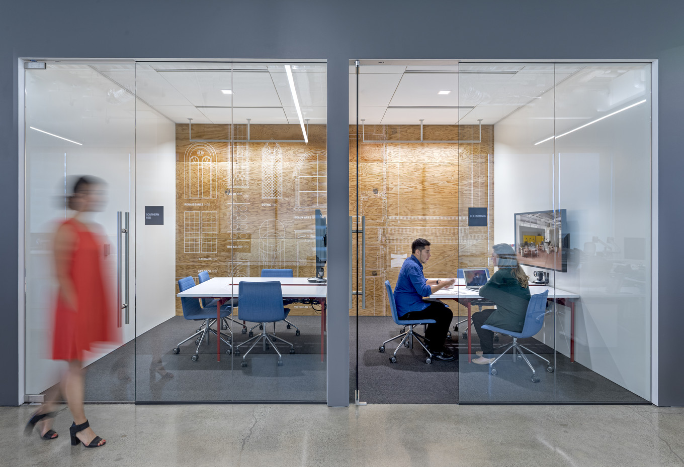 Gensler Oakland Office Zumtobel