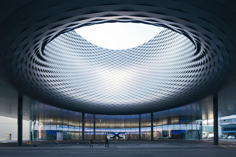Basel Exhibition Center Zumtobel