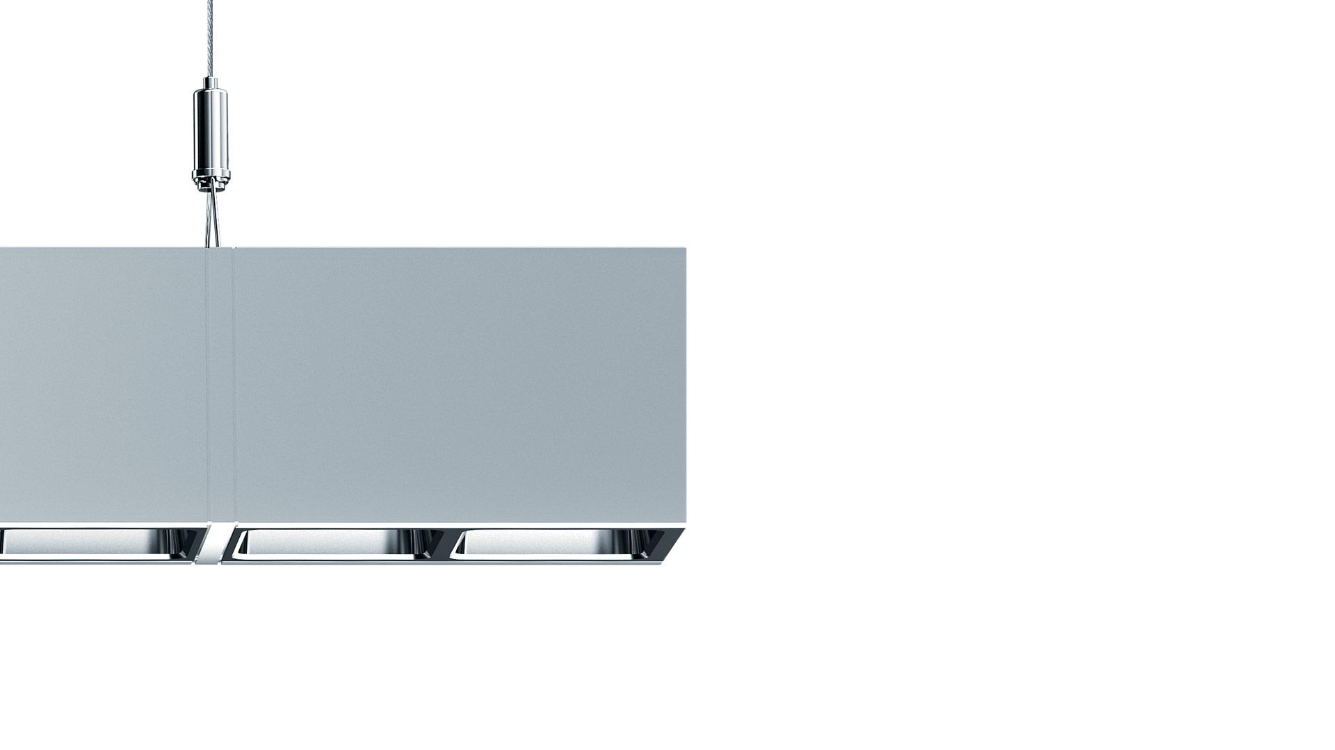 LINCOR Indirect Direct LED Pendant Luminaire