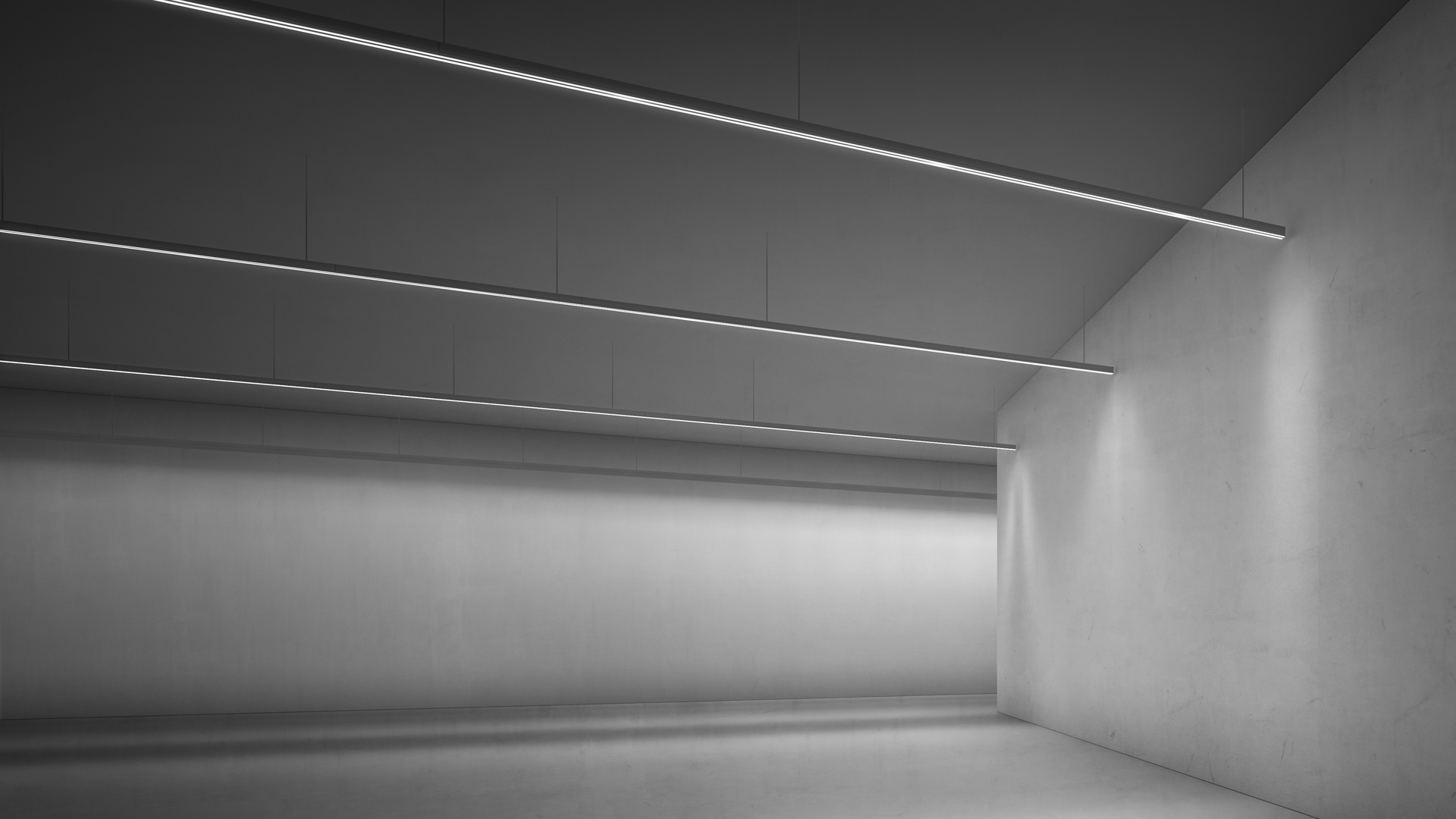 tecton led linear versatile and efficient lighting. Black Bedroom Furniture Sets. Home Design Ideas